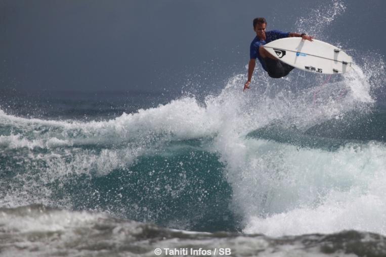 Kauli Vaast, surdoué du surf tahitien