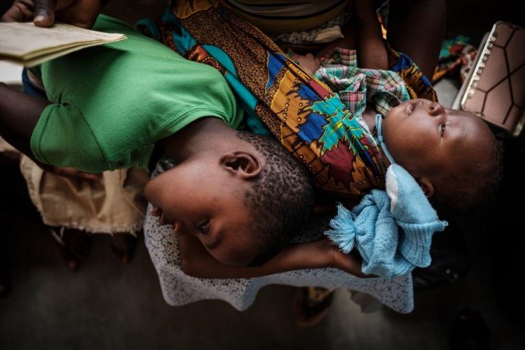 Après le passage d'Idai, les premiers cas de choléra au Mozambique