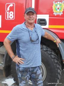 Yves Flinois avait été sauvé, le 26 mars 2018, après un grave accident de randonnée à Moorea.