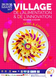 Gabriel Levionnois présente le concept Neofood au VAI