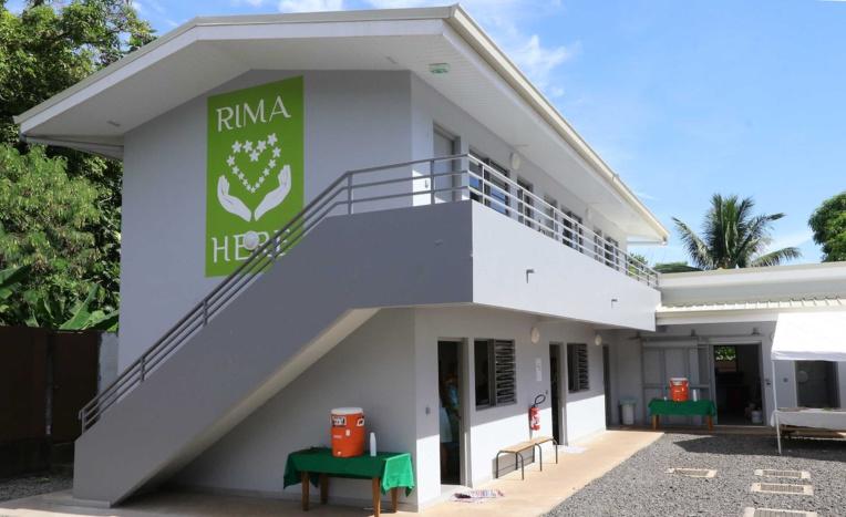 Le nouveau bâtiment de Rima Here inauguré