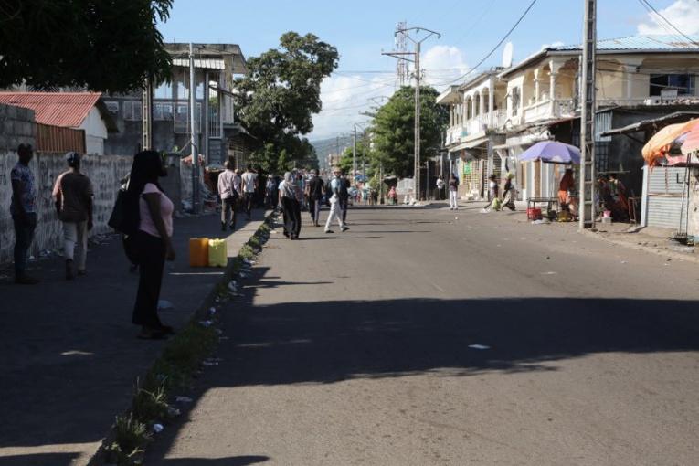 Comores: des tirs à Moroni après l'arrestation d'un opposant au régime Azali
