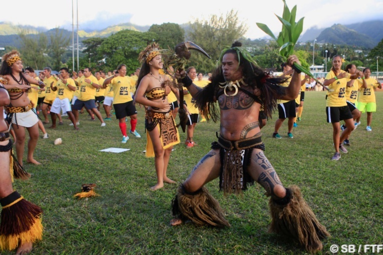 Les Marquises sont bien représentées lors du Festival des îles