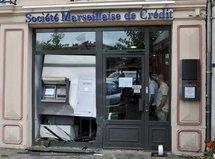 Marseille: un employé de banque arrêté en train de cambrioler sa propre agence