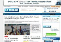"""La Tribune """"satisfaite"""" de sa quinzaine de parution uniquement sur internet"""