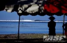 En attendant la vague © ASP/ Kirstin