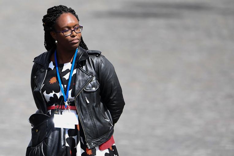 Nouvelle porte-parole du gouvernement, Sibeth Ndiaye, 39 ans.