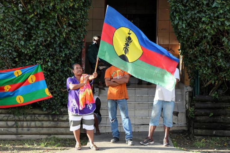 N-Calédonie: le FLNKS en ordre de bataille pour les provinciales du 12 mai