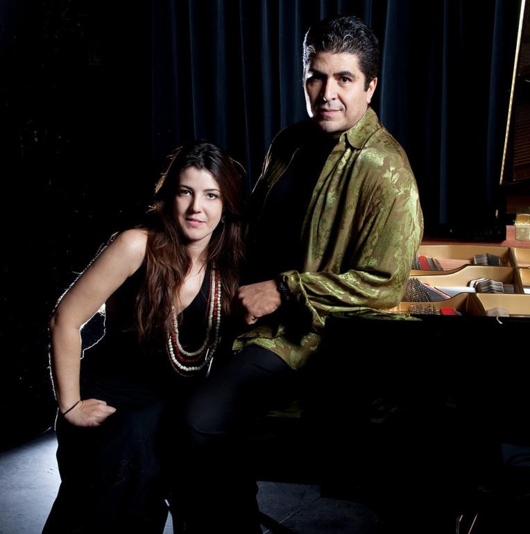 Deux artistes internationaux sont invités pour l'occasion : Catina de Luna, chanteuse brésilienne et Otmaro Ruiz, pianiste vénézuélien.