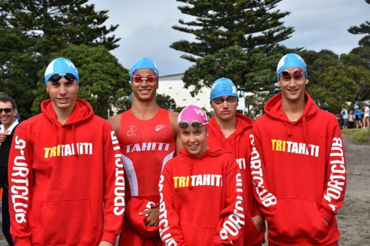 Triathlon – Nouvelle Zélande : Les jeunes du CNP en stage technique