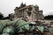 Reconstruction post-séismes de Christchurch : la facture explose