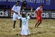Les Tiki Toa s'arrêtent aux portes des ¼ de finale, battus 4-1 par le Nigeria.