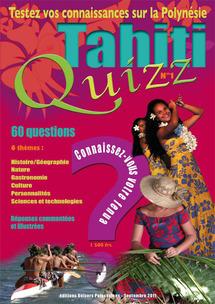 Tahiti Quizz N°1 vient de sortir !