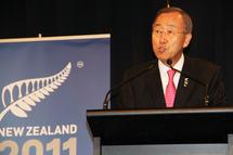 Auckland plus que jamais au centre du Pacifique cette semaine