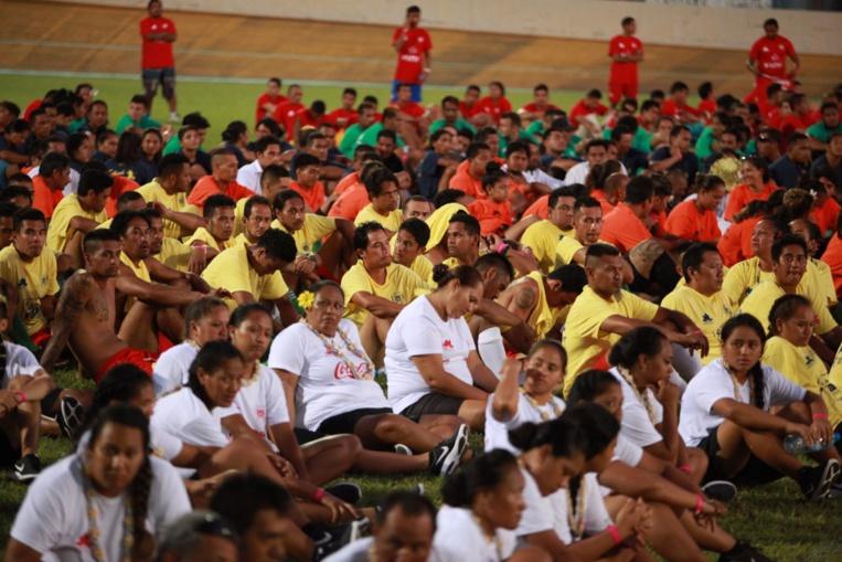 Le Festival des îles permet à nos jeunes îliens de se rencontrer