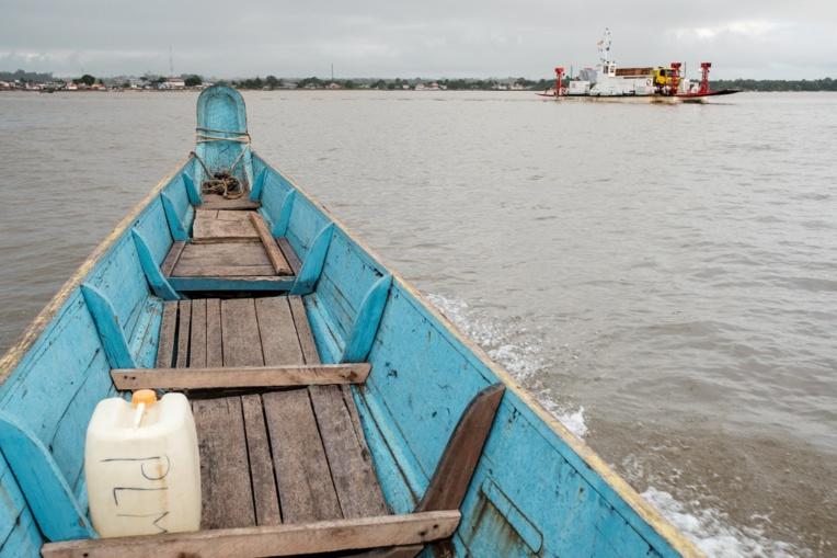 A la frontière franco-surinamaise, tensions autour de l'orpaillage