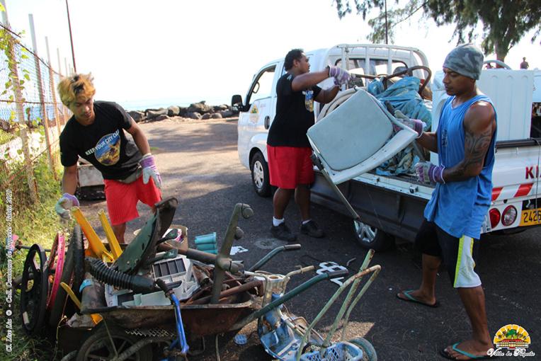 Crédit photos : Ville de Papeete.