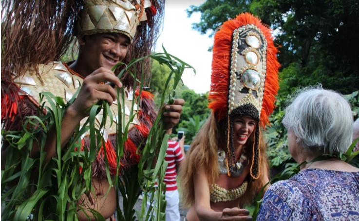 Pour en savoir un peu plus sur James Cook et Tupaia, des mini-conférences et une exposition retraçant leurs vies sont aussi au programme.  Photo : Tahiti Tourisme