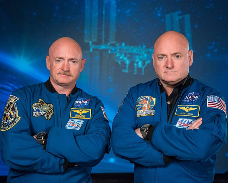 Jumeaux astronautes: la Nasa révèle une étude capitale pour de futurs voyages interplanétaires