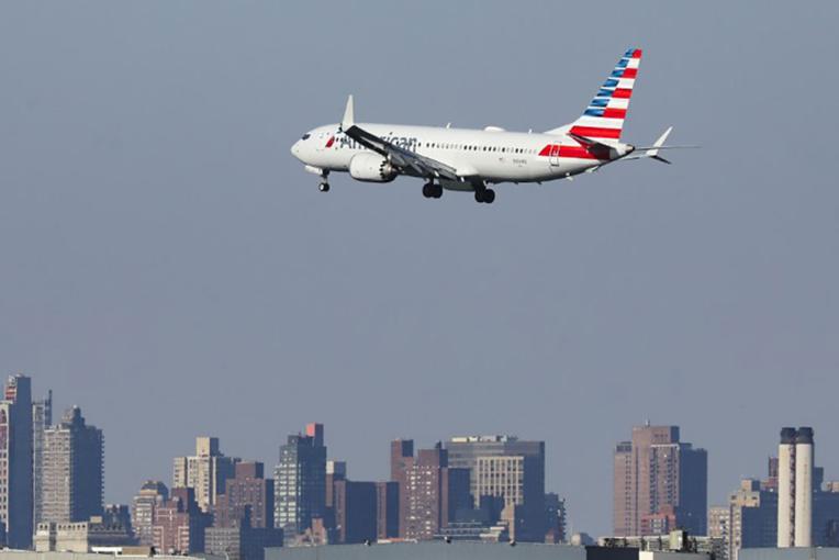 Boeing 737 MAX: American Airlines va annuler 115 vols par jour cet été