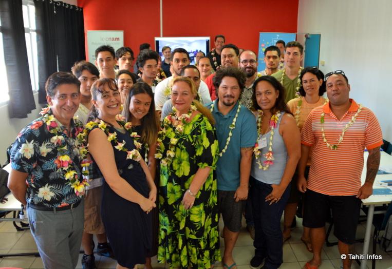 La deuxième  édition du Tahiti Code Camp a été inaugurée ce lundi simultanément à Tahiti et à Montréal.