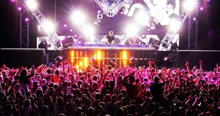 Nation Music Festival : une grande fête électro le 27 avril
