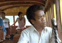 L'Orateur: Un film samoan récompensé à la biennale de Venise