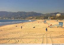 Le changement climatique menace le tourisme des plages californiennes