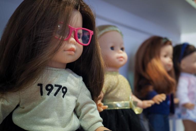 A 40 ans, la poupée Corolle mise sur sa différence pour s'exporter