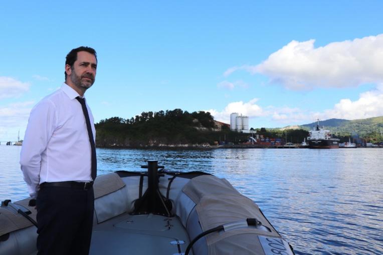 """A Mayotte, Castaner juge qu'il y a un """"état d'urgence"""" sur la question migratoire"""