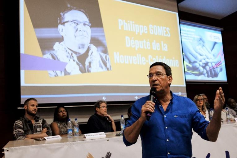 Nelle-Calédonie: le député Philippe Gomes mis en examen