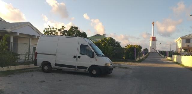 Zéro véhicule pour transporter les malades à Makemo