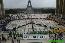 Pour ses 40 ans, Greenpeace donne des leçons de désobéissance civile