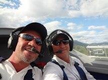 Deux Néo-Calédoniens ont décollé de Paris pour rallier Nouméa en ULM