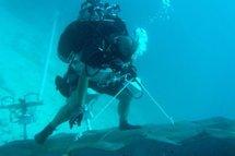 Des astronautes font de la plongée pour s'habituer aux astéroïdes
