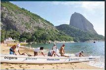Du va'a à Copacabana !
