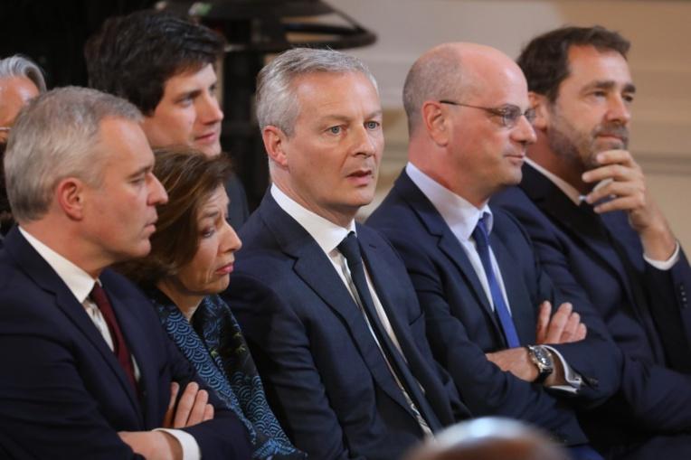 Le gouvernement commence à plancher sur les mesures annoncées par Macron