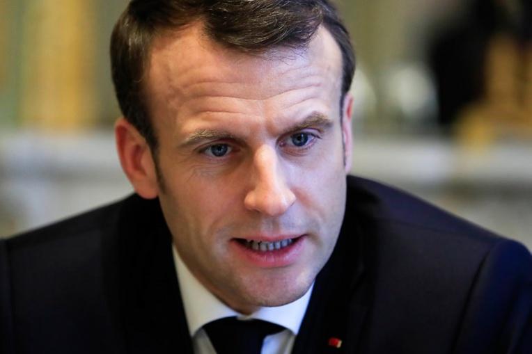 """Le déplacement de Macron à La Réunion et Mayotte reporté """"à l'automne"""""""