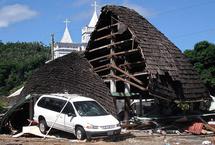 Deux ans après le tsunami, les Samoa et Tonga se souviennent