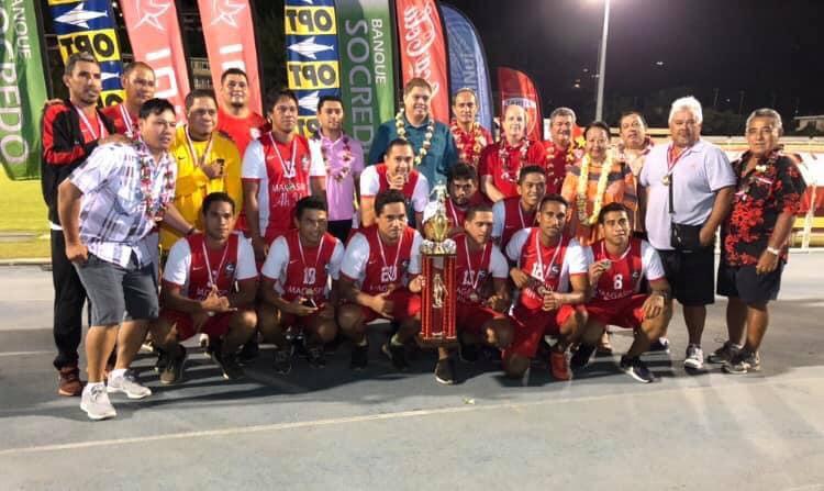 Un footballeur de Mataiea décède après un malaise en match