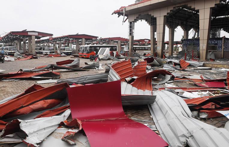Cyclone Fani : au moins 42 morts en Inde et au Bangladesh