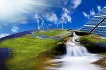 Riche de son vécu, Ban Ki-moon plaide pour une énergie propre pour tous