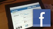 Facebook lance son application pour l'iPad d'Apple