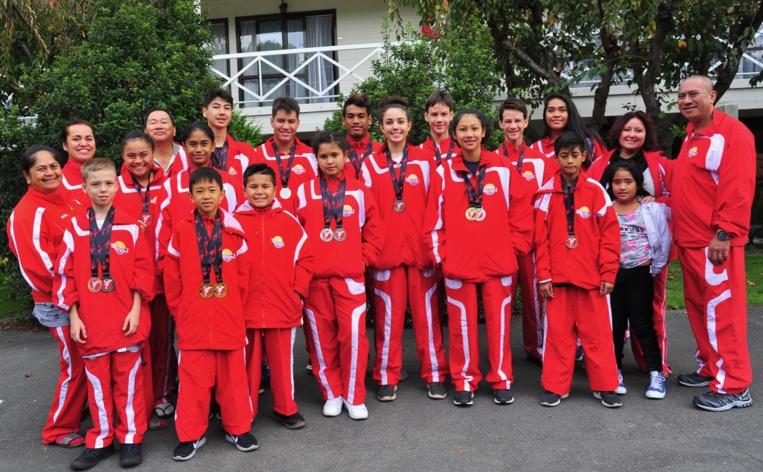 Bilan positif pour la FTKDA suite au déplacement en Nouvelle Zélande