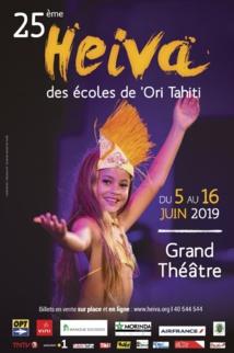 Heiva : 40 écoles entrent dans la danse