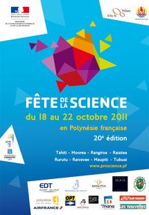 La science est en fête cette semaine!