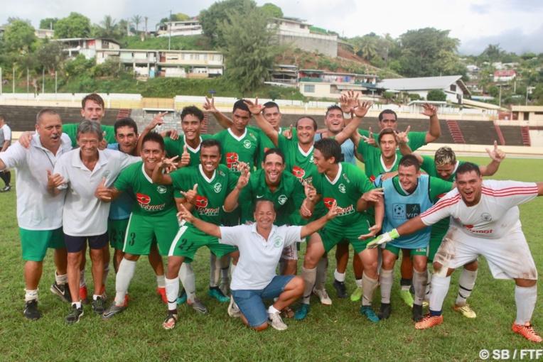 Tiare Tahiti participera à la Ligue des champions !