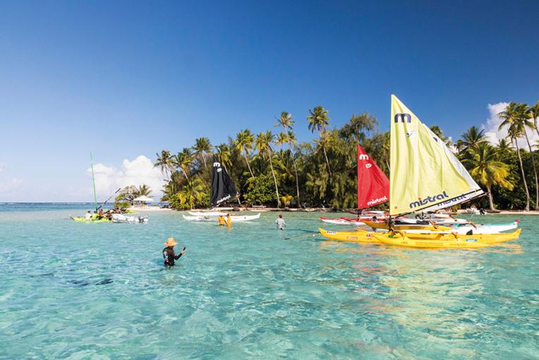 Tahiti Pearl Regatta : une dernière journée de course décisive