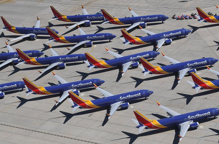 Boeing: les USA ont jugé inutile un examen indépendant du système anti-décrochage du 737 MAX