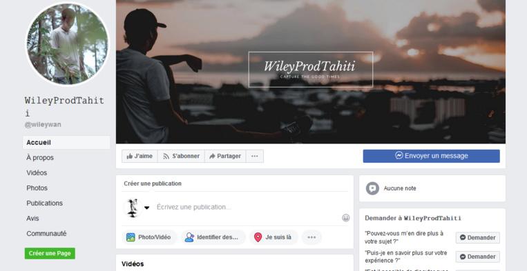 Wiley Wan veut faire voyager les internautes